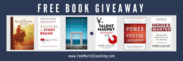 book-giveaway-tom-martin-coaching
